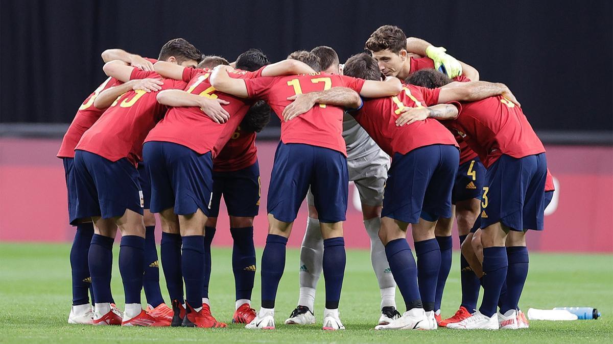 España logró una victoria  muy importante