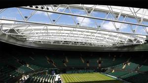 Wimbledon está cubierto por un seguro