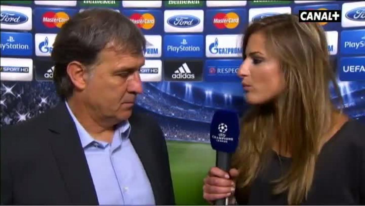 Martino confía en la reacción de su equipo cara al Clásico