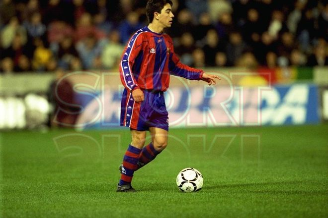9.Xavi Hernández 1997-98