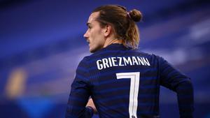 Griezmann, el indispensable