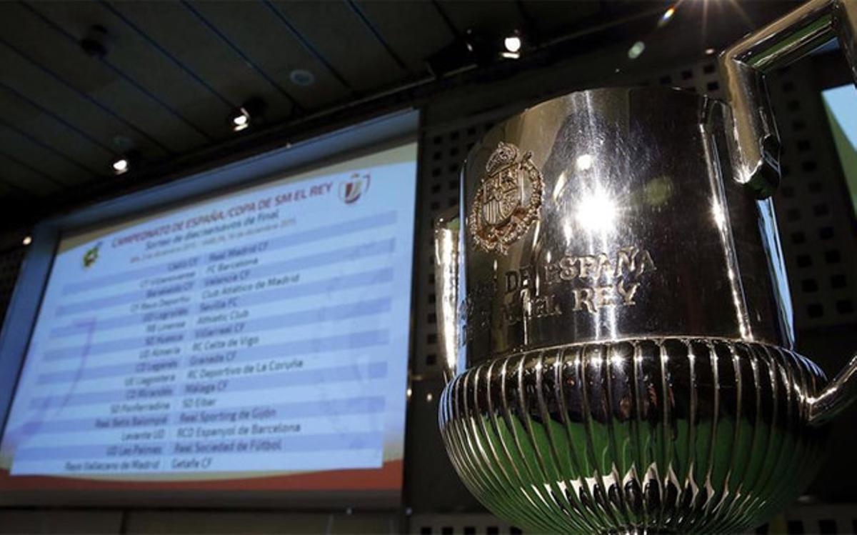 La Copa del Rey arranca para el FC Barcelona