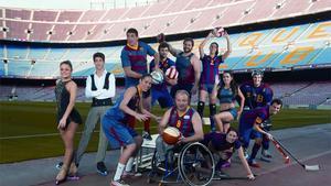 La otra gran família del FC Barcelona