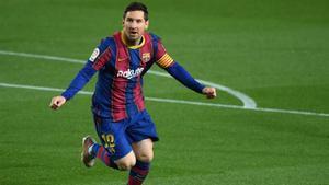 Jóvenes del mundo: cuando juega Messi no es que el fútbol no interese, sino que está prohibido parpadear. Así narró la radio el gol de Leo al Getafe