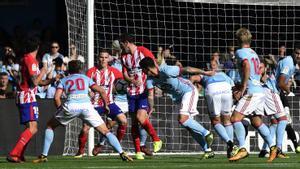 LALIGA   Celta-Atlético de Madrid (0-1)