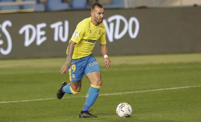 Jesé Rodríguez se siente importante en la UD Las Palmas
