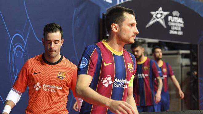 Dyego lamentó la derrota ante el Sporting