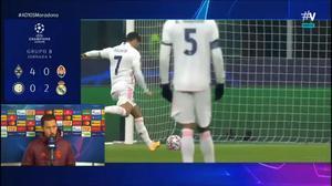 Hazard, contento con el gol ante el Inter