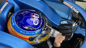 Alonso, a punto para su regreso