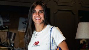 Marta Cardona, en su entrevista a New Balance