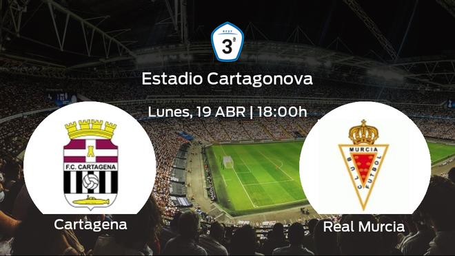 Previa del encuentro de la jornada 2: Cartagena B contra Real Murcia B