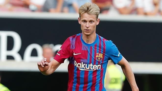De Jong cree que este Barça puede ganar todo la próxima temporada