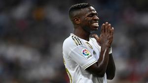 El Real Madrid quiere deshacerse de Vinicius