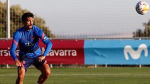 El Atético de Madrid continúa su puesta a punto