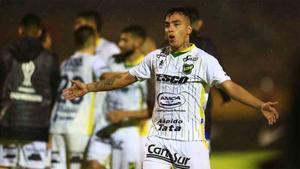 Defensa y Justicia ya está en octavos en la Copa Sudamericana