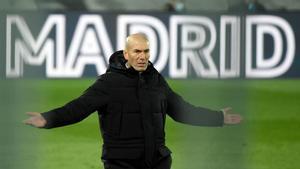 Zidane, positivo por COVID