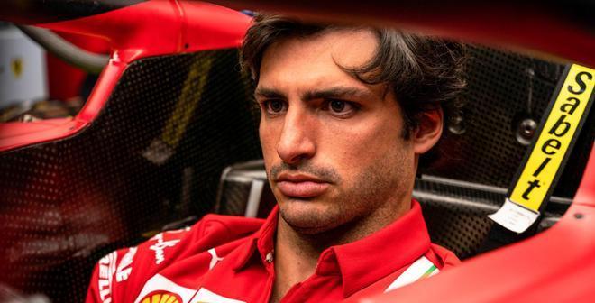 Sainz arrancara undécimo este domingo en el Gran Premio de Gran Bretaña