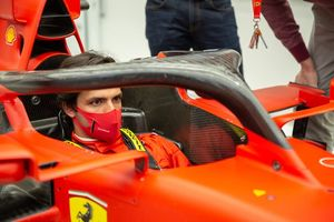 Sainz acelera su adaptación a Ferrari