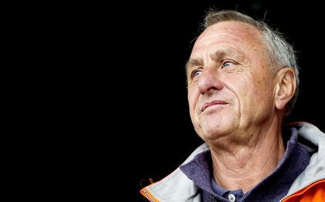 Cruyff falleció este jueves en Barcelona