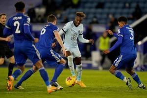 El resumen de la victoria del Leicester sobre el Chelsea