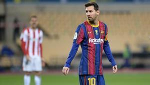Leo Messi es el gran objetivo del PSG