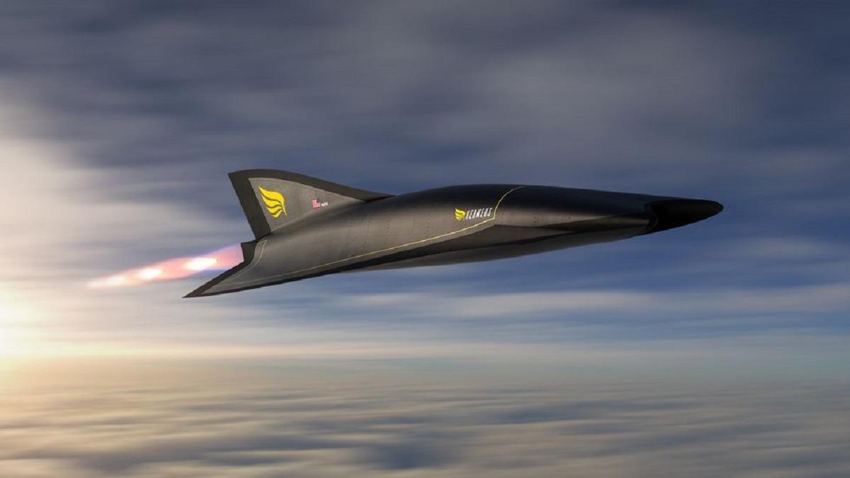 La fuerza aérea de Estados Unidos quiere un avión supersónico