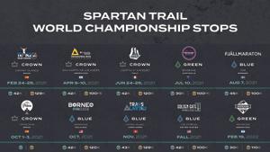 Transgrancanaria HG abrirá el Spartan Trail World Championship