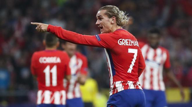Griezmann espera que su sequía con el Atlético se acabe pronto