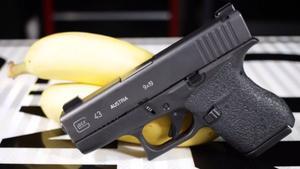 La pistola Glock G43 es la nueva arma corta del Ejército Español