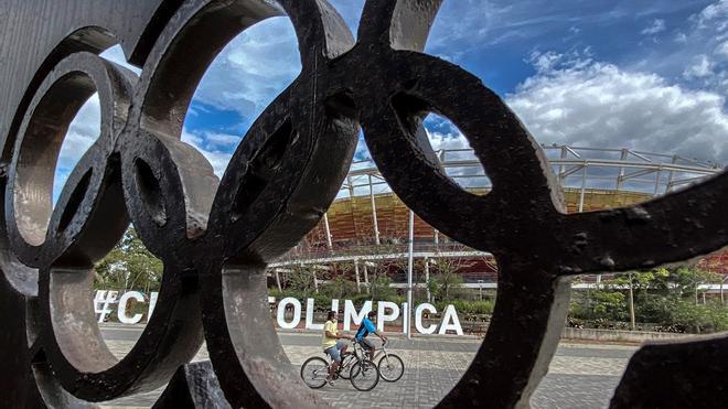 Imagen de los Juegos Olímpicos de Tokio