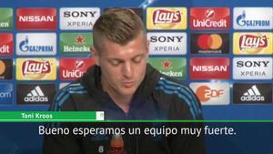 Kroos: Esperamos un Bayern con mucho hambre por ganar