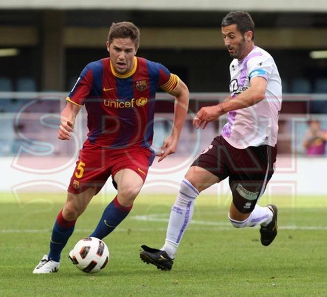 12. Andreu Fontàs 2010-11