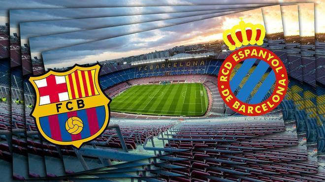 Perder la Liga o descender: el derbi de Barcelona