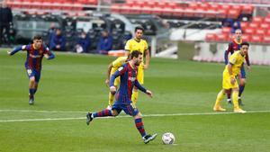 El 1x1 del Barça ante el Cádiz