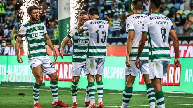 El Sporting, listo para el debut