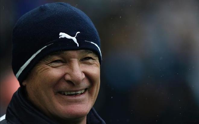 Ranieri tiene líder al Leicester contra todo pronóstico