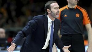 Sito Alonso abandona el Baskonia