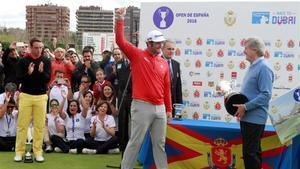 Rahm no podrá disputar el Open de España 2020 tras ganarlo en 2018