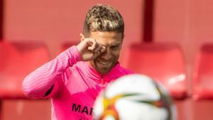 Papu Gómez, mediapunta del Sevilla