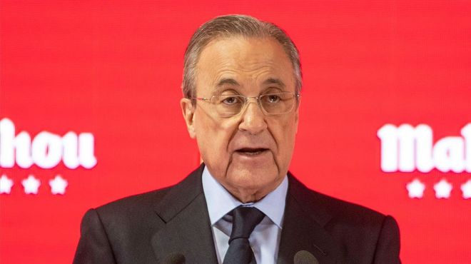 ¿Superliga? Florentino Pérez aboga por una reforma urgente del fútbol