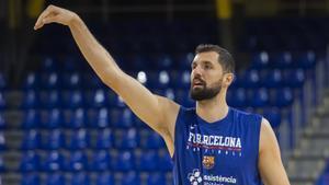Nikola Mirotic quiere lograr su primera Euroliga, al cuarto intento