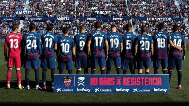 El Levante podría jugar lejos de su estadio el inicio de la próxima campaña