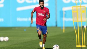 Matheus Fernandes, novedad en el entrenamiento