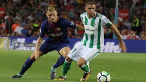 El Betis- FC Barcelona, el domingo a las 20.45 horas