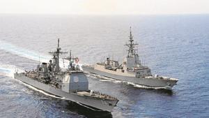 Estados Unidos espera mucho de sus nuevas fragatas