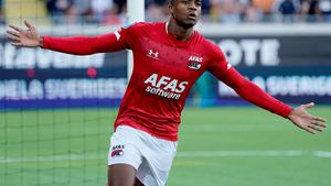 Boadu, con un gran futuro, nuevo jugador del AS Mónaco
