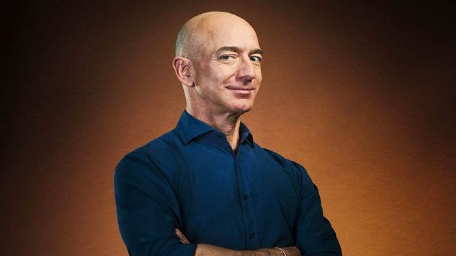Jeff Bezos no es el primer hombre en dar un paseo espacial