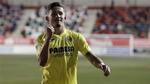 El gol de Yéremi Pino que eliminó al Girona de la Copa