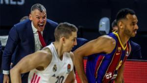 Saras mostró todo su respeto por el Madrid a pesar de la racha de triunfos del Barça