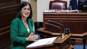 Carolina Darias sustituye a Salvador Illa y es la nueva ministra de Sanidad